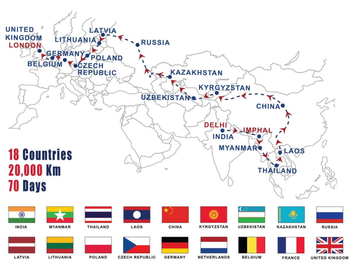 Világ leghosszabb buszozása