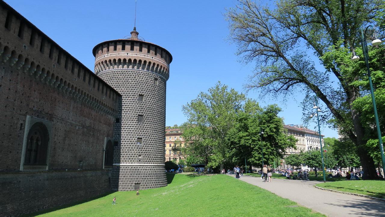 Sforza vár