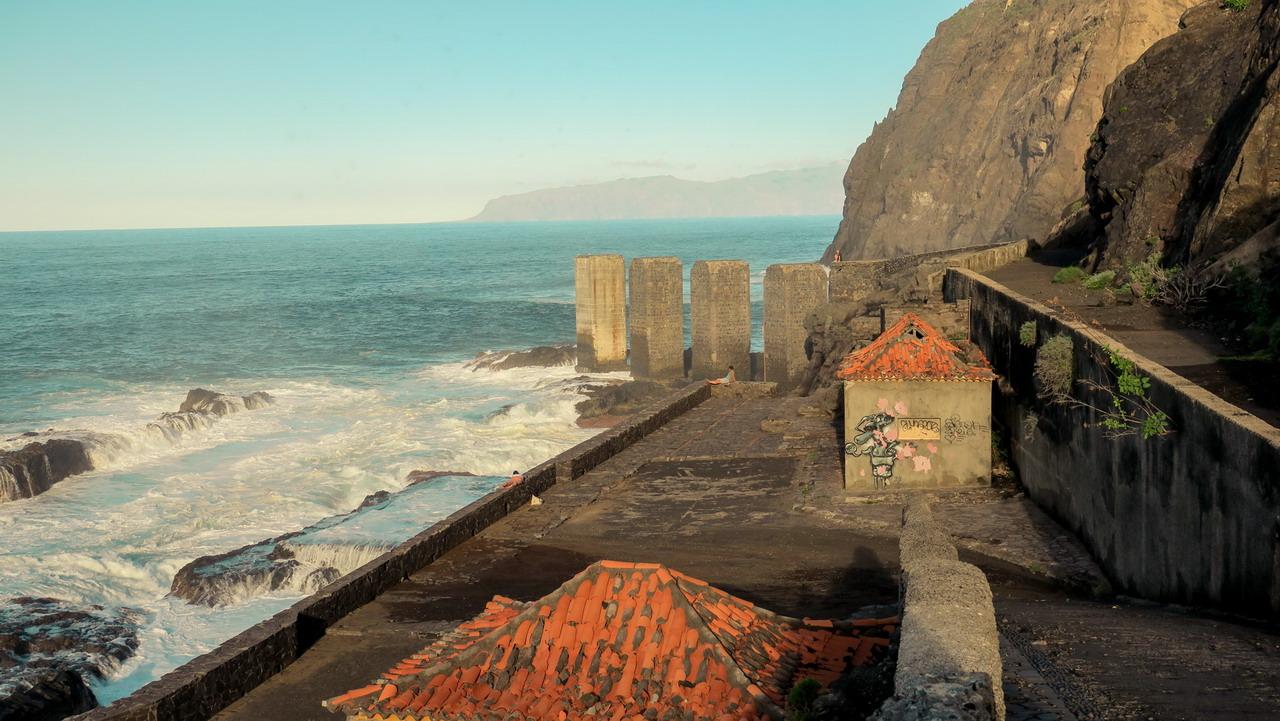 El Pescante - Hermigua - La Gomera