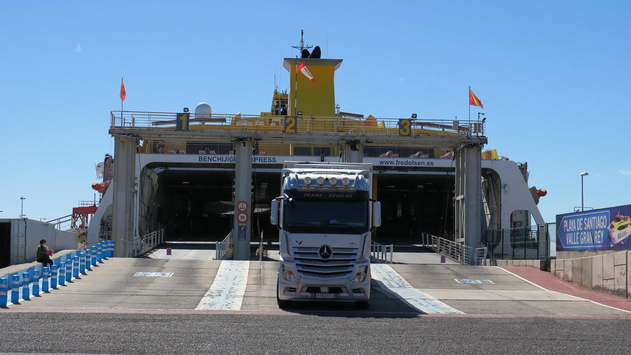 La Gomera - Tenerife komp