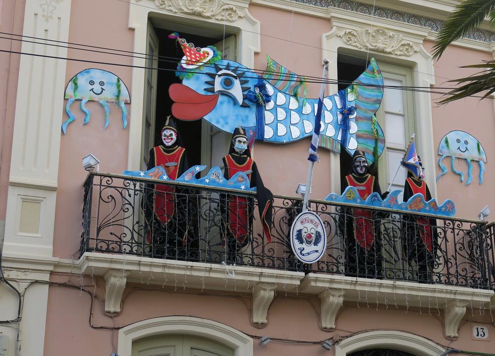 Tenerife karnevál