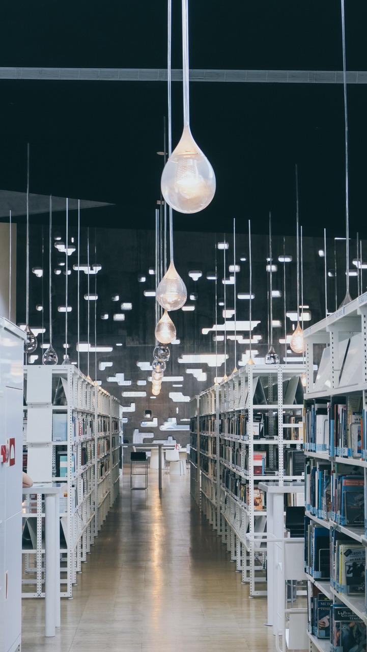 Santa Cruz Tenerife TEA könyvtár